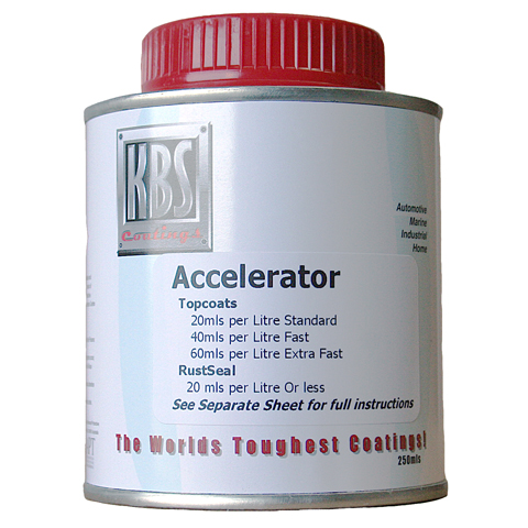 KBS Accelerator - Hardener Product Image