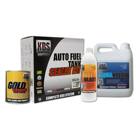 Auto Fuel Tank Sealer Kit Kbs Coatings
