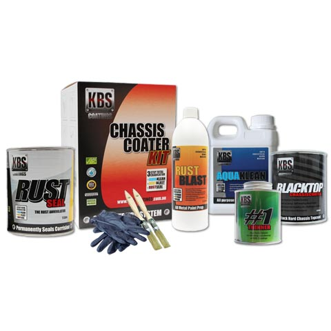 KBS Coatings Kits