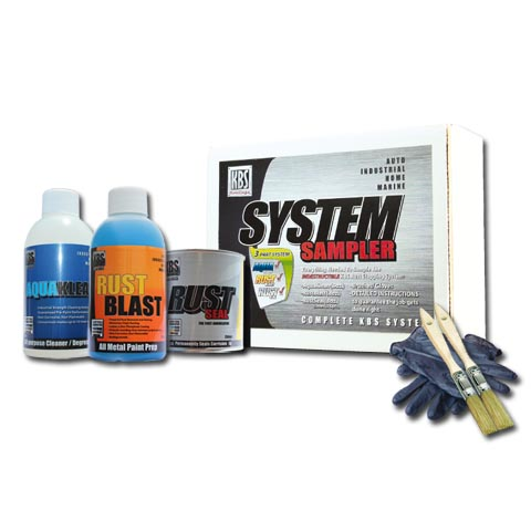 System Sampler Kit Product Image