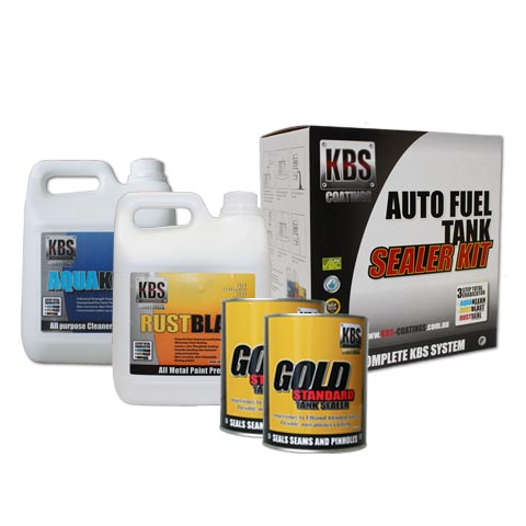 Truck Bus Fuel Tank Sealer Kit Kbs Coatings