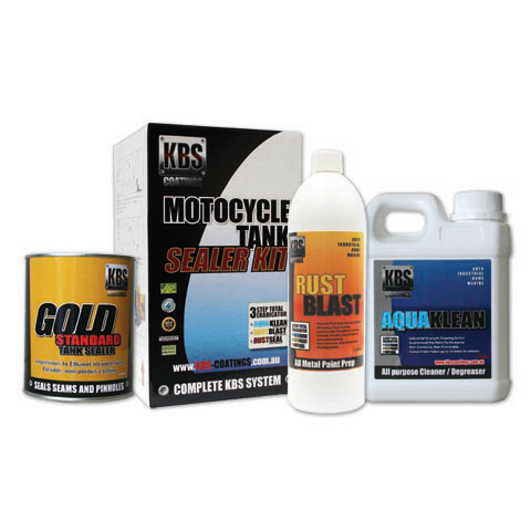 Motorcycle Fuel Tank Sealer Kit Kbs Coatings