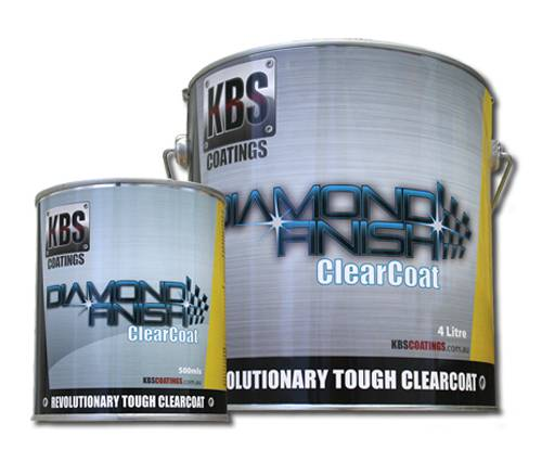 Diamond Finish ClearCoat