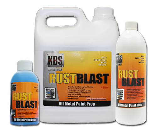 kbs rust blast instructions